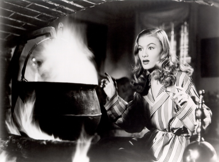 Victoria Lake in I Married a Witch (1942)